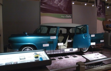 Cornell-Liberty Safety Car en el Museo Henry Ford