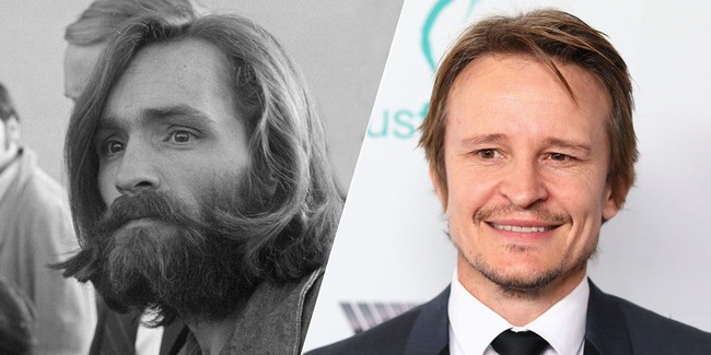 Damon Herriman will be Charles Manson for Fincher and Tarantino