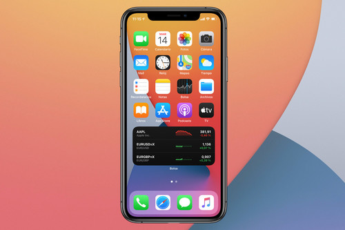 Cómo usar los nuevos widgets en iOS 14