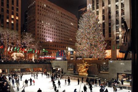 Imprescindibles en Navidad: Rockefeller Center y Times Square en Nueva York