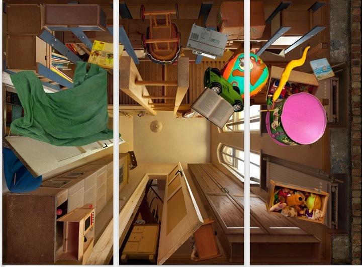 Foto de Habitaciones en contrapicado, por Michael Rohde (2/7)