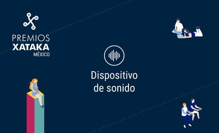 Mejor dispositivo de sonido, vota por tu preferido para los premios Xataka México 2018