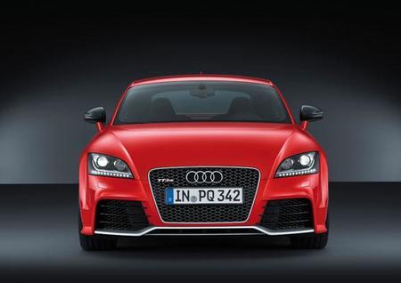 El Audi TT RS Plus costará 69.990 euros en España