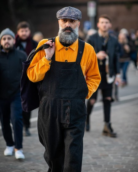 Berlin Paris Fashion Week Mens Street Style 02