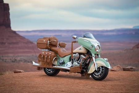 Indian Roadmaster Classic 2017 2
