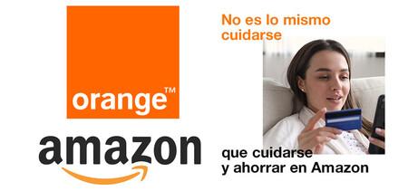 Orange añade Amazon a su programa de fidelización: 15% de descuento en algunas compras por 'Ser de Orange'