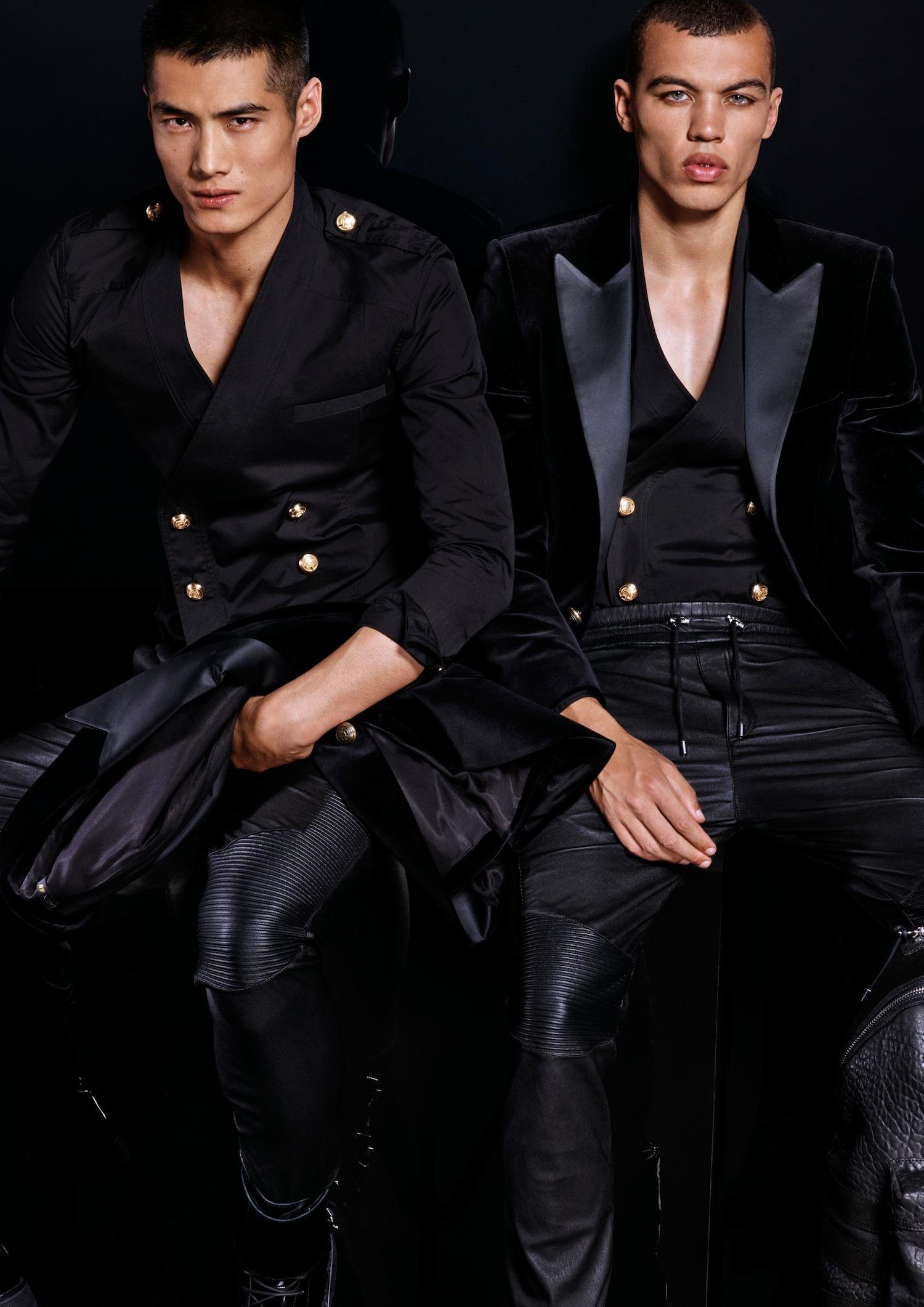 Foto de Lookbook de H&M x Balmain (32/38)