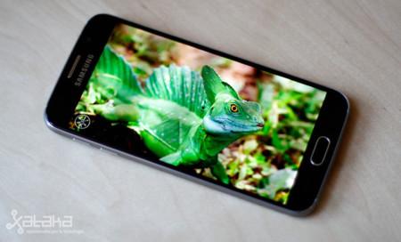 Samsung Galaxy S6 análisis resolución pantalla