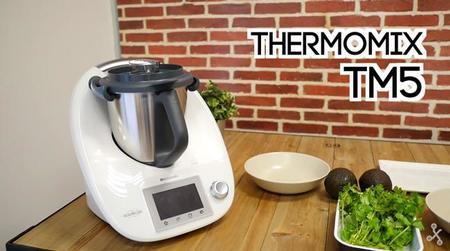 Thermomix TM5, nuevo robot de cocina de Vorwek