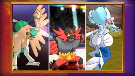 El nuevo tráiler de Pokémon Sol y Luna confirma las evoluciones finales de los Pokémon iniciales