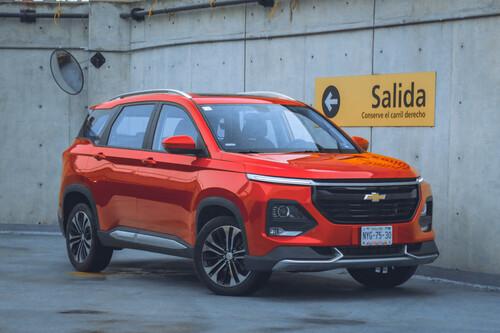 Chevrolet Captiva 2022, a prueba: motor turbo y espacio para 7 pasajeros por menos de 500,000 pesos