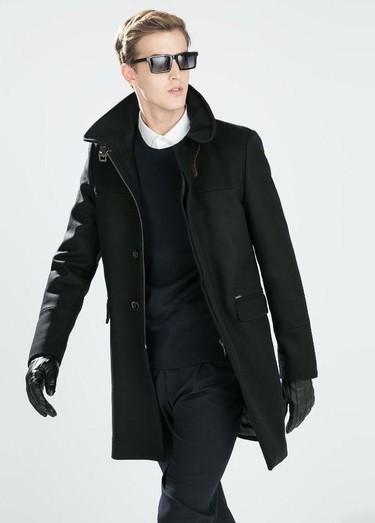 Los nueve abrigos de Zara para el otoño que no puedes perderte