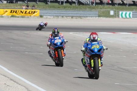 Toni Elías no da tregua en el MotoAmerica de Utah y mete la directa en la carrera por el título