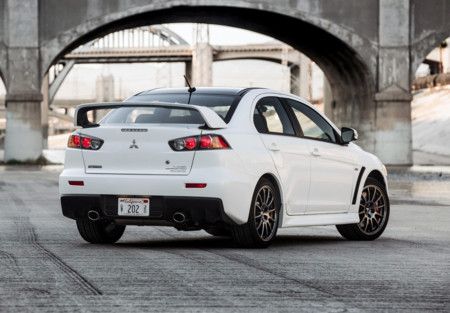 Mitsubishi Lancer Evolution Final Edition