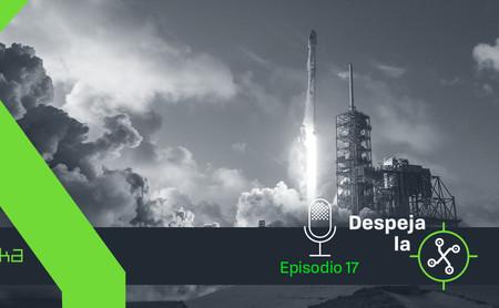 Mejor aún que Benidorm, el turismo espacial de Musk y SpaceX ya está aquí  (Despeja la X, 1x16)