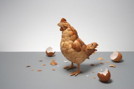 La gallina Kyle Bean