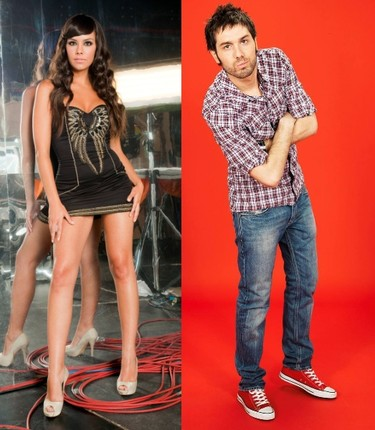 Entre Cristina Pedroche y Dani Martínez se acabó lo que se daba, finito, a por otra cosa mariposa...