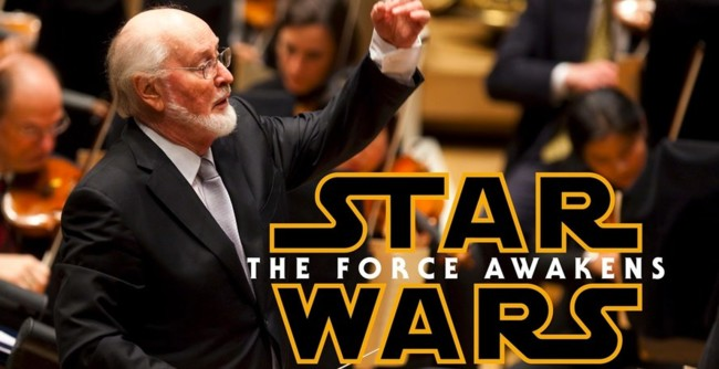 Escucha la música de 'Star Wars: El despertar de la fuerza' compuesta por John Williams