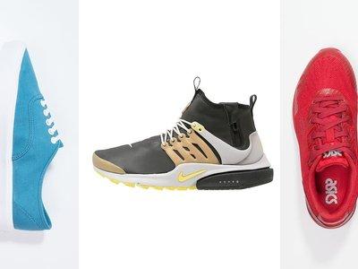 Zapatillas Nike, Asics y Vans con grandes rebajas. Tallas sueltas, encuentra tu chollo.