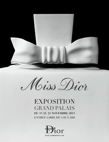 Exposición Miss Dior