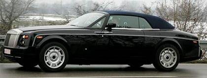 2007 Rolls Royce Cabriolet, del concept a producción