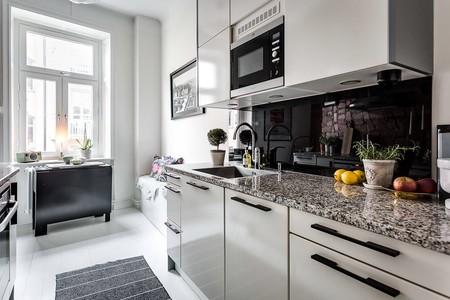 Cocina en Apartamento en Estocolmo