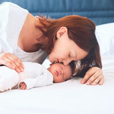 Cuando tu bebé ha nacido pero sigues acariciándote la tripa con nostalgia y creyendo sentir sus pataditas dentro de ti