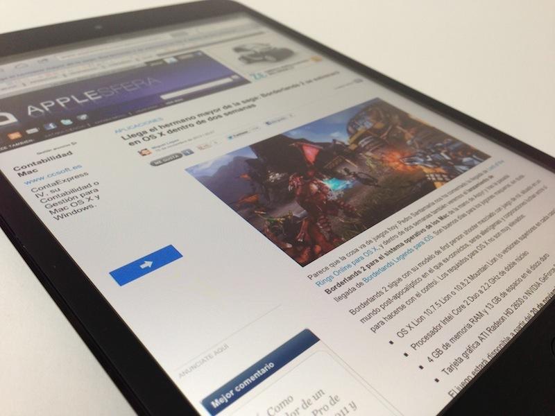 Foto de Capturas de la pantalla del iPad mini (4/29)