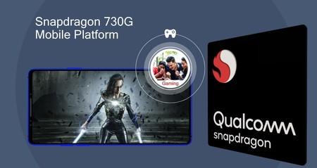 Nuevo Snapdragon 730G: el primer chip para 'gaming' trae una GPU overclockeada y WiFi optimizada para baja latencia
