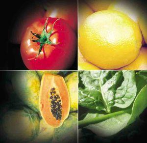 Menús ecológicos en los colegios de Galicia