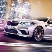 Si te gusta el BMW M2, te encantará saber que el Competition lleva el motor del M4