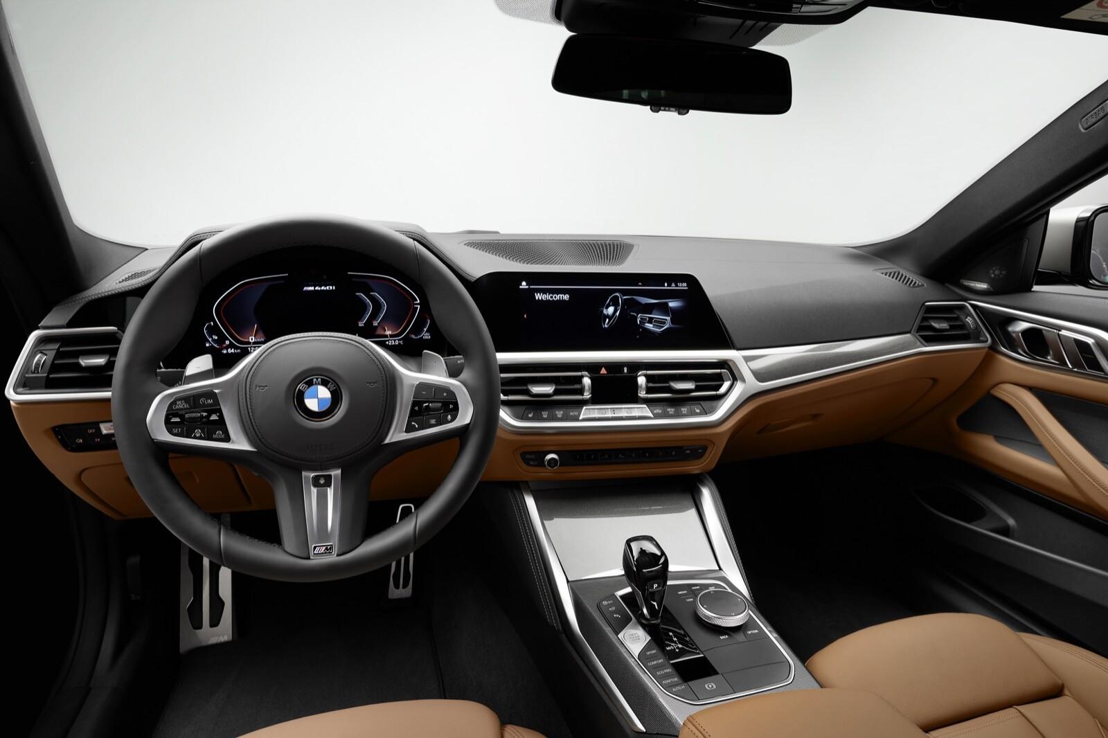 Foto de BMW Serie 4 Coupé (presentación) (13/85)
