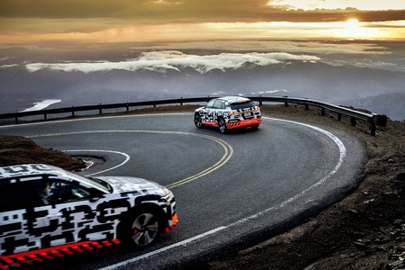 Audi E Tron Prototype Pikes Peak 9