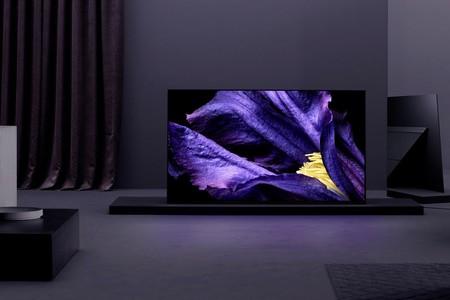 Los nuevos televisores Sony AF9 OLED y ZF9 LCD ya tienen precio oficial para España