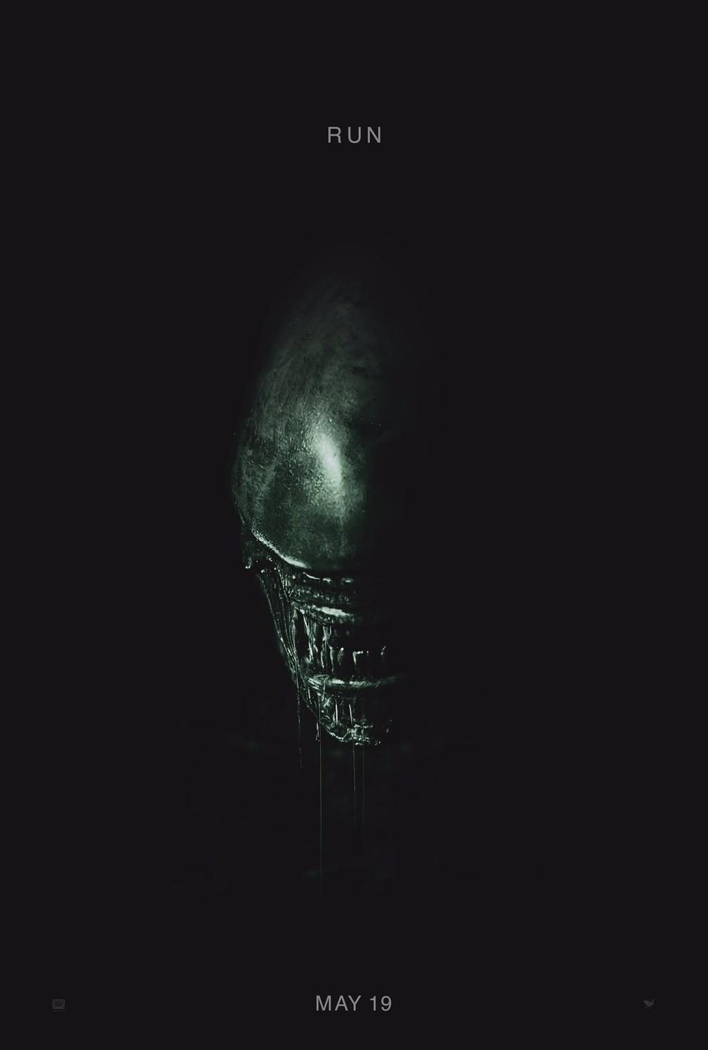 Primer póster oficial de Alien Covenant