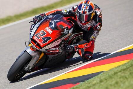 Corsi Alemania Moto2 2021