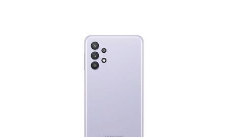 Appareil photo Galaxy A32