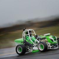 Esta cortacésped Viking con motor V8 tiene un nuevo récord de velocidad: 215 km/h (+ vídeo)