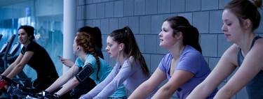 Complementa tus sesiones de spinning con este entrenamiento en la sala del gimnasio