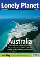 Lanzamiento de la revista Lonely Planet con guía a elegir de regalo