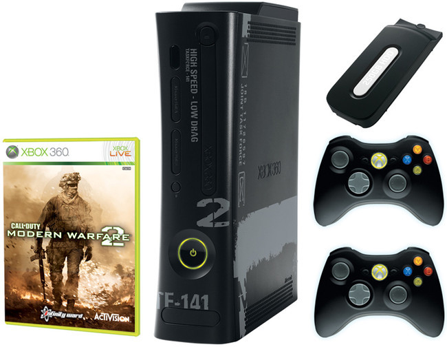 Call of Duty: Modern Warfare 2 xbox360 limitada 160909ac