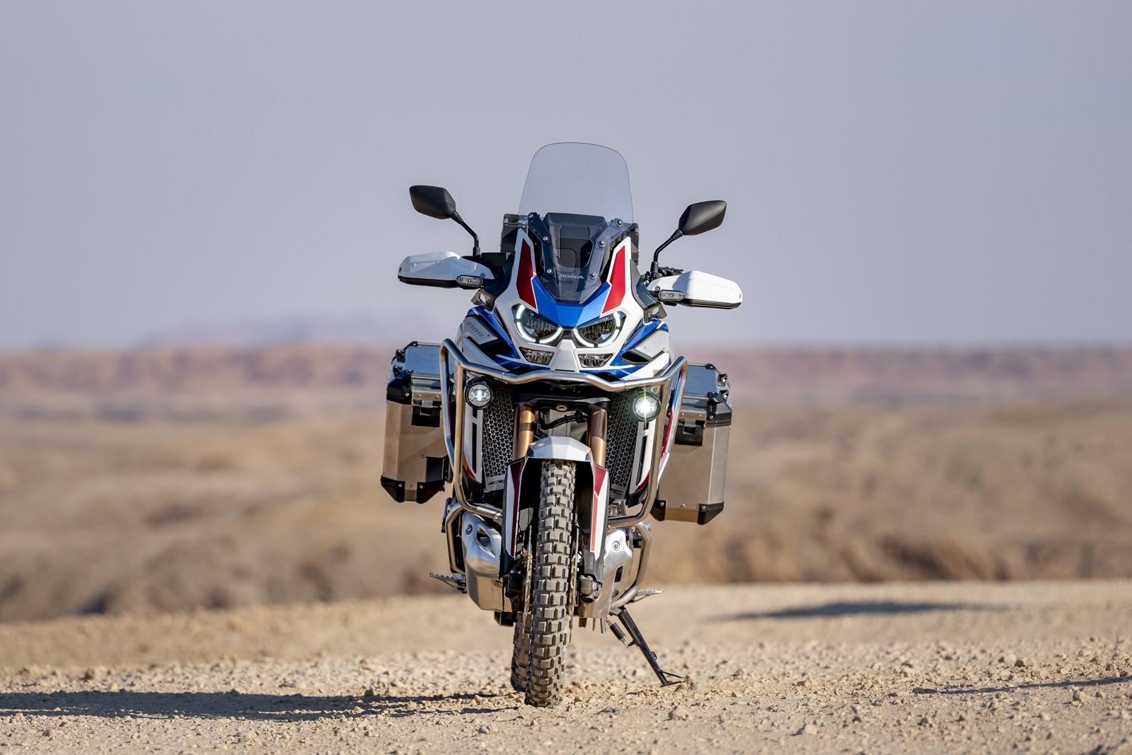 Foto de Honda CRF1100L Africa Twin Adventure Sports 2020 (21/32)