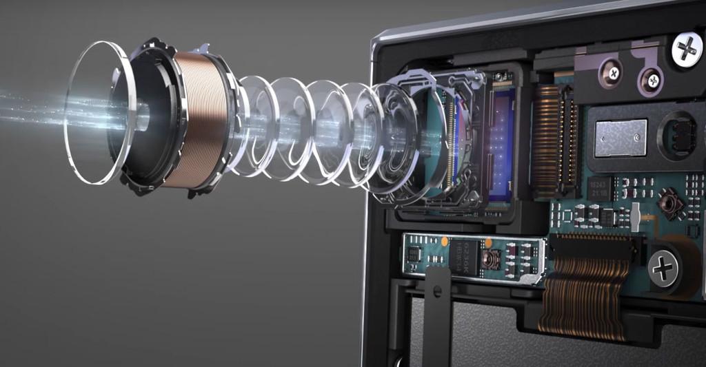 Sony ha aumentado la producción de sensores 3D para cámaras de móvil y plantea la posible tendencia en fotografía móvil de 2019