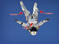 El fotógrafo, el primero en llegar: un vistazo a las imágenes del desafío Red Bull Stratos
