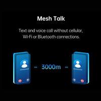 OPPO crea una tecnología para llamar y enviar mensajes sin usar ninguna red móvil, Bluetooth ni WiFi