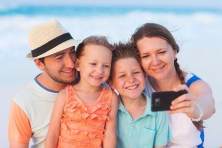 ¿Con qué hacéis fotos a vuestros hijos? La pregunta de la semana