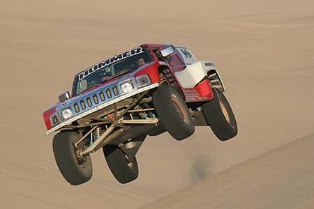 El Dakar de 2010 vuelve a África