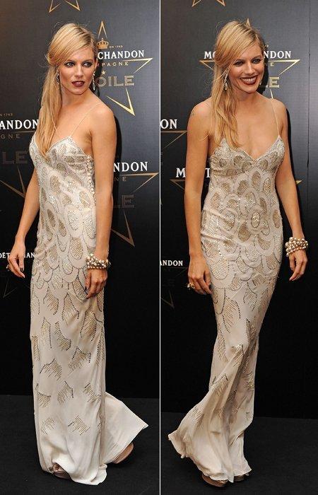 Sienna Miller Dior