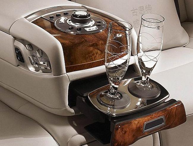 Rolls Royce Six Sences