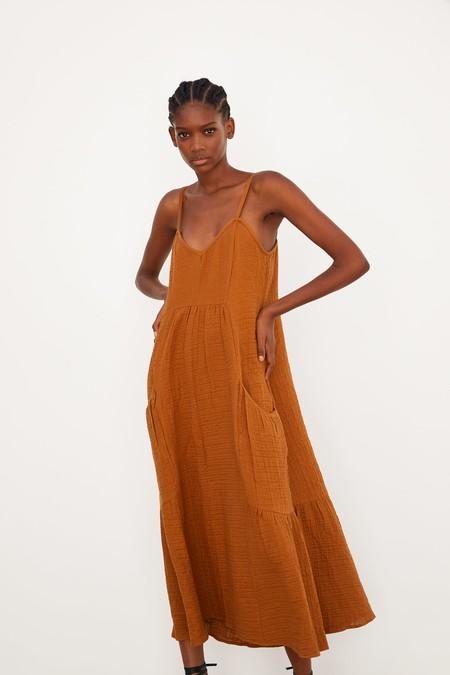 Vestido Mono Rebajas 2020 Zara Verano 12